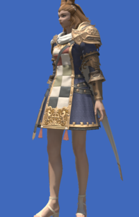 Model-Ivalician Squire's Tunic-Female-Viera.png