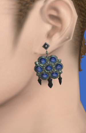 Azurite Earrings of Casting – Gamer Escape: Gaming News, Reviews