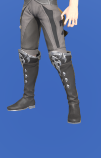 Model-Carborundum Boots of Healing-Male-Miqote.png