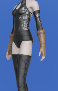 Model-Fingerless Hard Leather Gloves-Female-Elezen.png