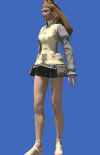 Model-Serpent Private's Doublet-Female-Viera.png