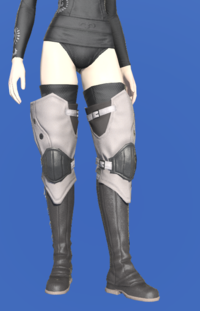 Model-Royal Volunteer's Thighboots of Healing-Female-Elezen.png