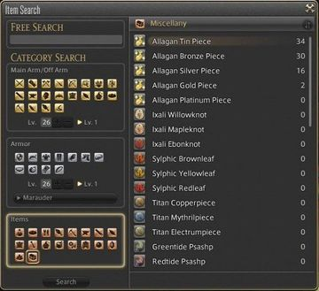 Ffxiv Can You Change Crafting Specialization