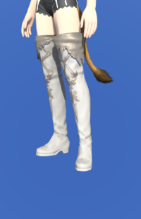 Model-Slothskin Boots of Striking-Female-Miqote.png
