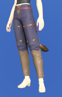 Model-Valerian Terror Knight's Trousers-Female-Miqote.png