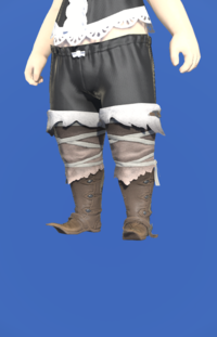 Model-Woad Skyhunter's Boots-Female-Lalafell.png