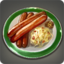 Sausage and Sauerkraut Icon.png