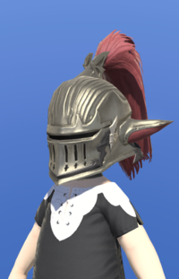 Model-Adamantite Helm of Fending-Male-Lalafell.png