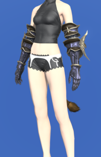 Model-Antiquated Trueblood Gauntlets-Female-Miqote.png