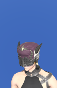Model-Chimerical Felt Cap of Scouting-Male-Miqote.png