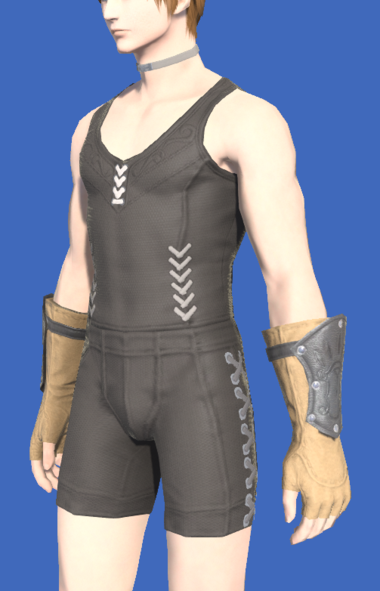 Model-Fingerless Boarskin Gloves-Male-Hyur.png