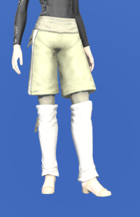 Model-Raptorskin Culottes-Female-Elezen.png
