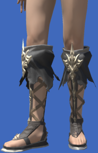 Model-The Forgiven's Caligae of Striking-Female-Viera.png