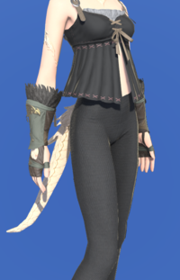 Model-Ala Mhigan Fingerless Gloves of Aiming-Female-AuRa.png