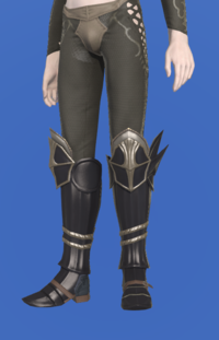 Model-Doman Steel Greaves of Fending-Male-Elezen.png