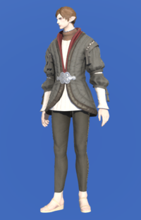 Model-Flame Private's Gown-Male-Elezen.png