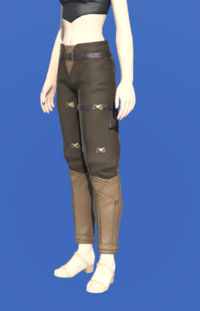 Model-Gyuki Leather Trousers of Fending-Female-Hyur.png