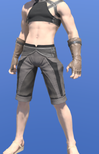 Model-Aetherial Fingerless Goatskin Gloves-Male-Miqote.png