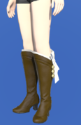 Model-Far Eastern Beauty's Boots-Female-Hyur.png