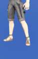 Model-Hard Leather Sandals-Male-Miqote.png