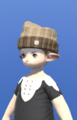 Model-Flannel Knit Cap-Male-Lalafell.png