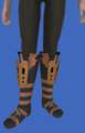 Model-Replica Sky Rat Ironclad Boots of Aiming-Male-Elezen.png
