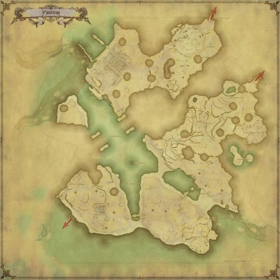 Asahi\'s Father/Map – Gamer Escape: Gaming News, Reviews ...