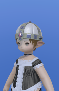 Model-Aetherial Raptorskin Pot Helm-Female-Lalafell.png