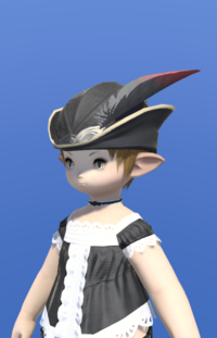 Model-Cashmere Hat of Aiming-Female-Lalafell.png