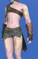 Model-Common Makai Marksman's Fingerless Gloves-Male-AuRa.png