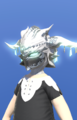 Model-Elemental Helm of Maiming +1-Male-Lalafell.png
