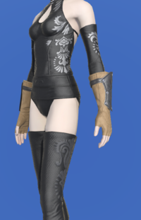 Model-Fingerless Boarskin Gloves of Gathering-Female-Elezen.png