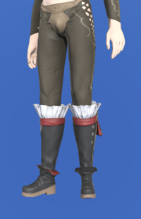 Model-Plague Bringer's Shoes-Male-Elezen.png