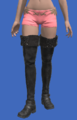 Model-YoRHa Type-53 Thighboots of Healing-Female-Viera.png