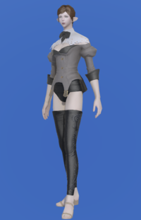 Model-Linen Coatee of Gathering-Female-Elezen.png