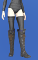 Model-Sharlayan Emissary's Boots-Female-Elezen.png