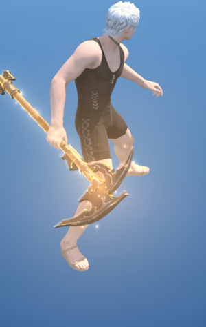Model-Blessed Minekeep's Pickaxe.png