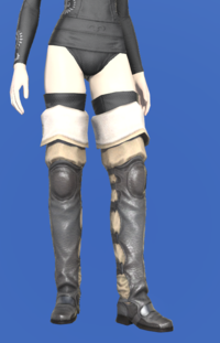 Model-Flame Sergeant's Thighboots-Female-Elezen.png