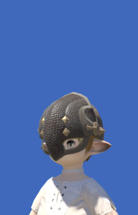 Model-Altered Boarskin Pot Helm-Male-Lalafell.png