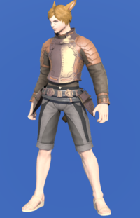 Model-Flame Private's Cuirass-Male-Miqote.png