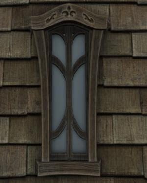 Glade Classical Window