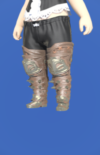Model-Goatskin Leg Guards-Female-Lalafell.png