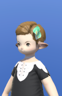 Model-Green Arum Corsage-Male-Lalafell.png