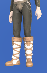 Model-Hard Leather Boots-Male-Elezen.png