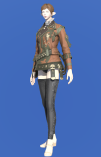 Model-Archaeoskin Jackcoat of Gathering-Female-Elezen.png