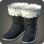 Fur-lined Gazelleskin Boots Icon.png