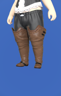 Model-Gridanian Soldier's Boots-Female-Lalafell.png