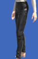 Model-Craftsman's Leather Trousers-Female-Elezen.png