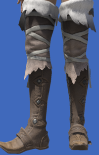 Model-Woad Skyhunter's Boots-Female-Viera.png