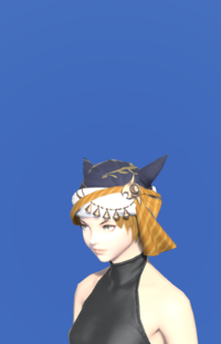 Model-Ala Mhigan Turban of Crafting-Female-Miqote.png